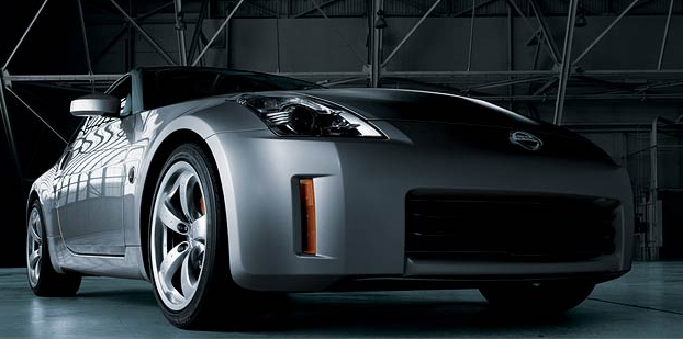 The 2007 Nissan 350Z
