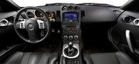 2007 Nissan 350Z, dashboard, interior, manufacturer