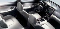 2007 Kia Spectra, aerial view, interior, manufacturer