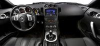 2007 Nissan 350Z, dashboard, interior, manufacturer