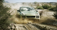 Picture of 2008 Porsche Cayenne Base, manufacturer, exterior