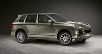 2008 Porsche Cayenne Base, Side View, manufacturer, exterior