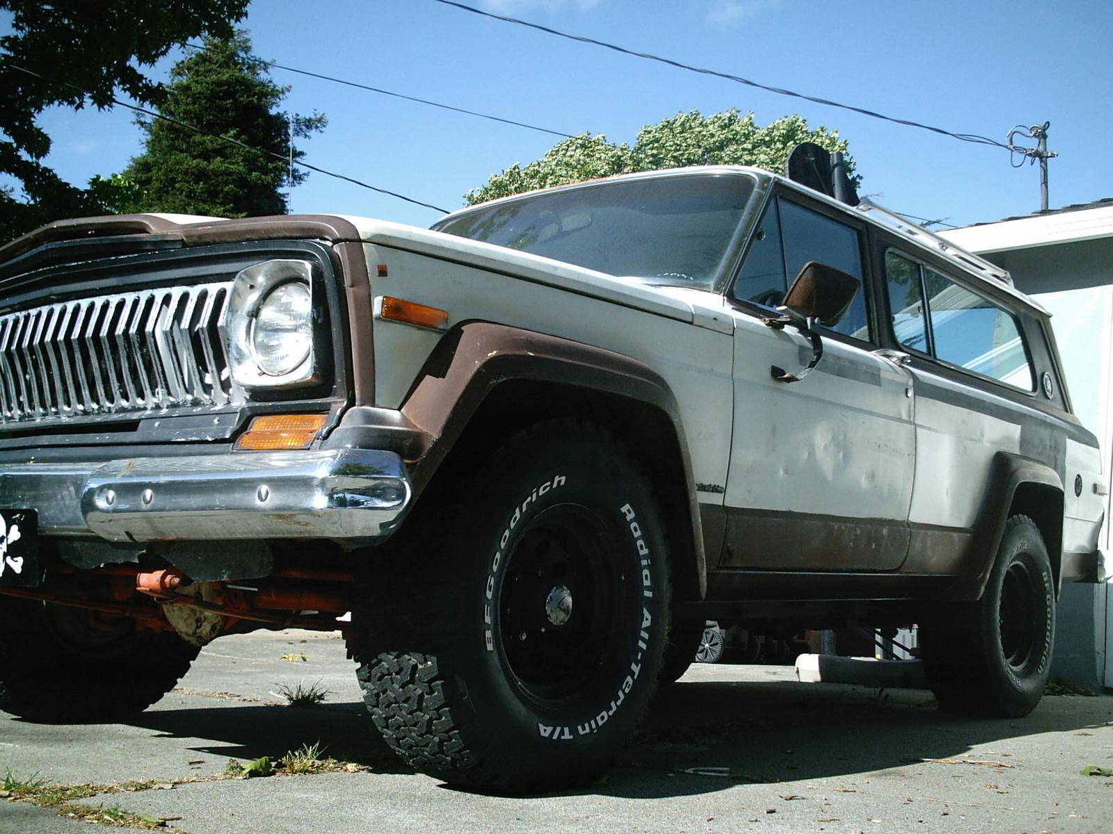 Wagon 1977 1977 Jeep Wagoneer Overview