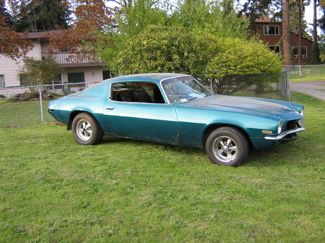 Picture of 1971 Chevrolet Camaro