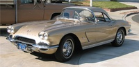 Picture of 1962 Chevrolet Corvette, exterior