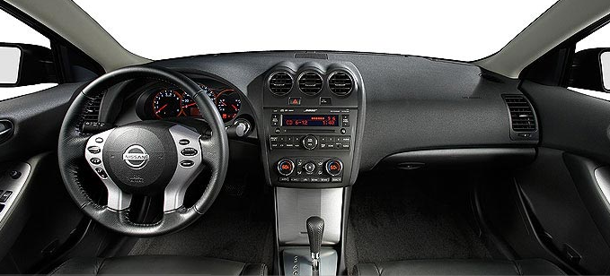 2007 Nissan Altima, Dashboard , manufacturer, interior