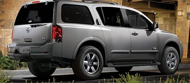2007 Nissan Armada, exterior, manufacturer, gallery_worthy