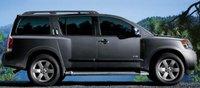 2008 Nissan Armada, The 2007 Nissan Armada, exterior, manufacturer