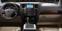 2007 Nissan Armada, dash, interior, manufacturer