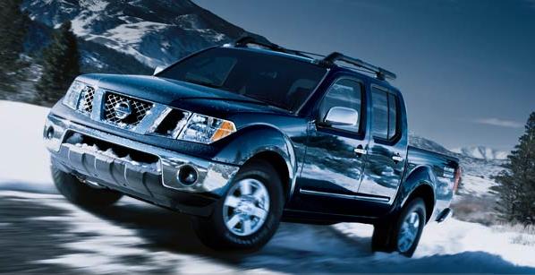 2007 Nissan Frontier, exterior, manufacturer
