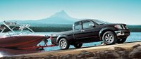 2007 Nissan Frontier, The 07 Nissan Frontier, exterior, manufacturer