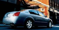 2007 Nissan Maxima, 07 Nissan Maxima, exterior, manufacturer, gallery_worthy