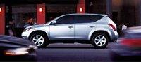 2007 Nissan Murano, The 07 Nissan Murano, exterior, manufacturer