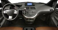 2007 Nissan Quest, dashboard, interior, manufacturer