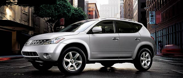 2007 Nissan Murano, 07 Nissan Murano, exterior, manufacturer, gallery_worthy