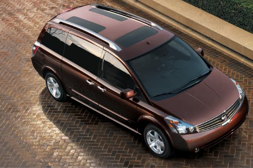 2007 Nissan Quest, 07 Nissan Quest, exterior, manufacturer, gallery_worthy