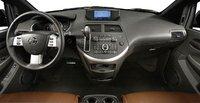 2007 Nissan Quest, dashboard, interior, manufacturer