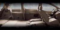 2007 Nissan Quest, seats fold down, interior, manufacturer