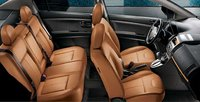 2007 Nissan Sentra, seating, interior, manufacturer