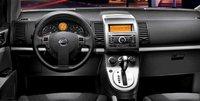 2007 Nissan Sentra, dashboard, interior, manufacturer