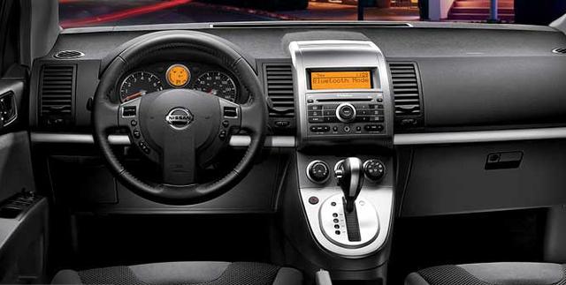 2007 Nissan Sentra Interior Pictures Cargurus