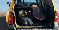 2007 Nissan Xterra, trunk, interior, manufacturer, gallery_worthy