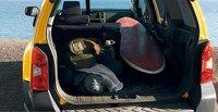 2007 Nissan Xterra, trunk, interior, manufacturer