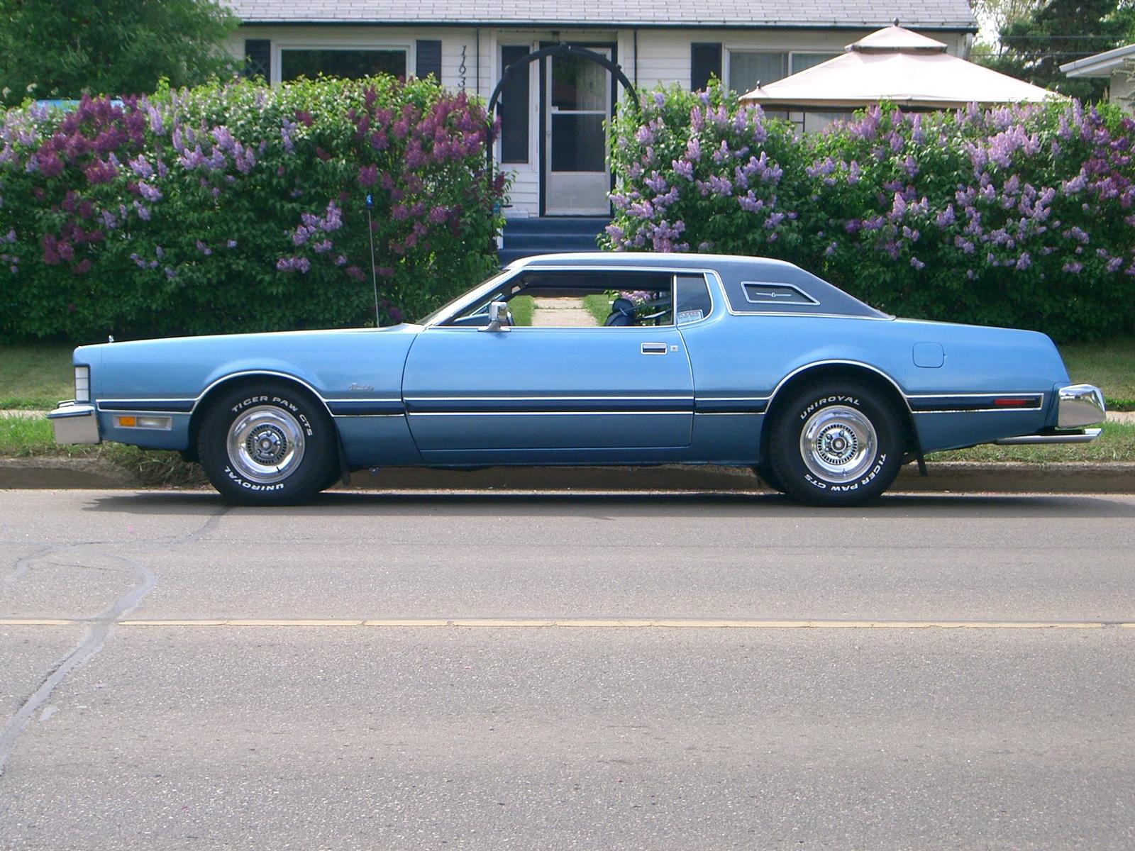 1976 Ford Thunderbird - Pictures - CarGurus
