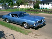 1976 Ford Thunderbird, Leather, exterior