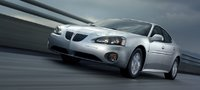 2007 Pontiac Grand Prix, The 07 Pontiac Grand Prix, exterior, manufacturer