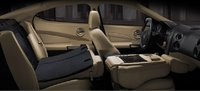 2007 Pontiac Grand Prix, fold down seats, interior, manufacturer
