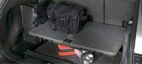 2007 Pontiac Torrent, trunk space, interior, manufacturer