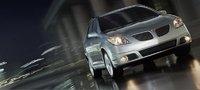 2007 Pontiac Vibe, 07 Pontiac Vibe, exterior, manufacturer