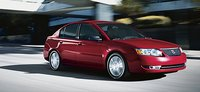 2007 Saturn ION, The 2007 Saturn Ion, exterior, manufacturer