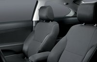 2007 Scion tC, front seats, interior, manufacturer