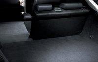 2007 Scion tC, trunk space, interior, manufacturer