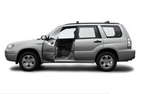 Picture of 2007 Subaru Forester, exterior, manufacturer