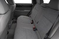 2007 Subaru Forester, back seats, interior, manufacturer