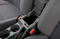 2007 Subaru Forester, compartments, interior, manufacturer, gallery_worthy