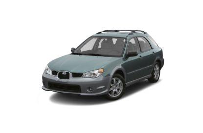 The 07 Subaru Impreza