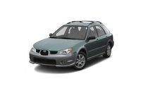2007 Subaru Impreza, The 07 Subaru Impreza, exterior, manufacturer