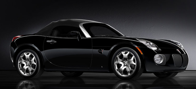 The 07 Pontiac Solstice