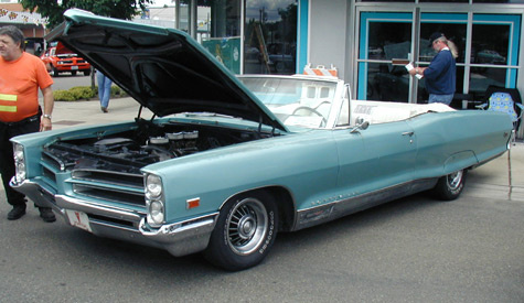 1966 Pontiac Bonneville, FULLY RESTORED '66 BONNEVILLE CONVERTIBLE, gallery_worthy