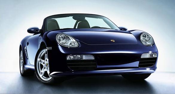 2007 Porsche Boxster Base, The 2007 Porsche Boxster S, exterior, manufacturer