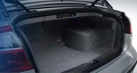 2007 Saab 9-3, trunk space, interior, manufacturer