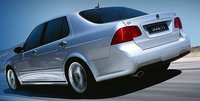 2007 Saab 9-5, The 07 Saab 9-5, exterior, manufacturer