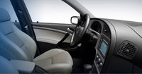 2007 Saab 9-5, front seat, interior, manufacturer