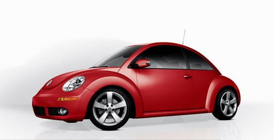 2007 Volkswagen Beetle, 07 Volkswaqen Beetle, exterior, manufacturer