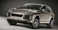 2008 Porsche Cayenne Picture Gallery