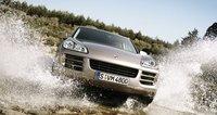 2008 Porsche Cayenne S, 08 Porsche Cayenne S, exterior, manufacturer